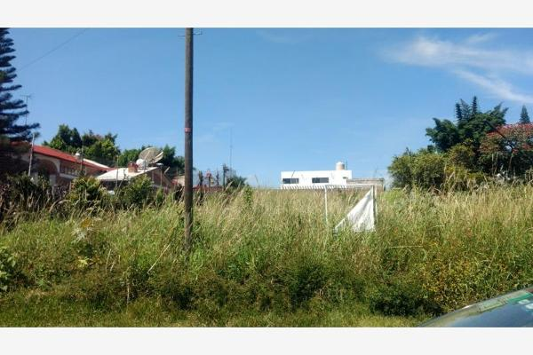 Foto de terreno habitacional en venta en  , altos de oaxtepec, yautepec, morelos, 5390782 No. 02