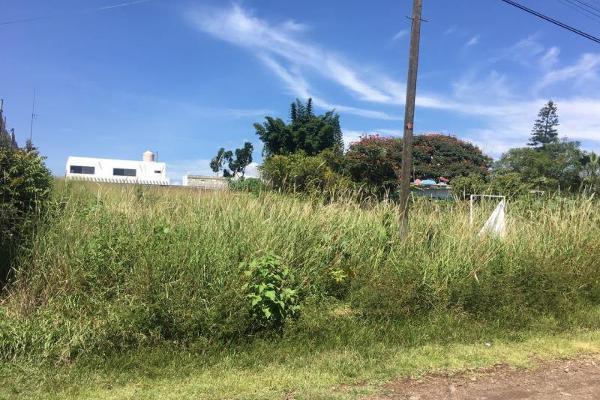 Foto de terreno habitacional en venta en  , altos de oaxtepec, yautepec, morelos, 5390782 No. 04