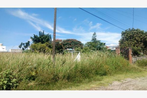 Foto de terreno habitacional en venta en  , altos de oaxtepec, yautepec, morelos, 5390782 No. 05