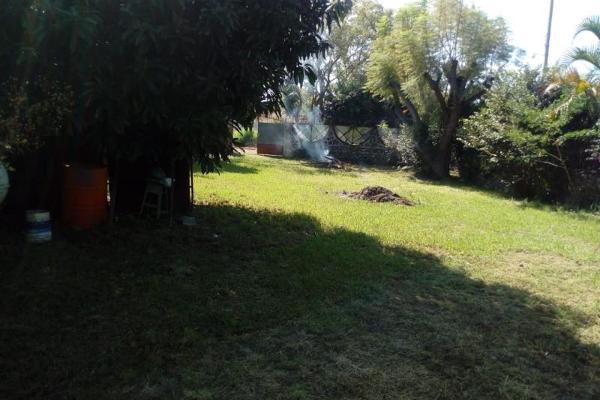 Foto de terreno habitacional en venta en  , altos de oaxtepec, yautepec, morelos, 6204081 No. 04