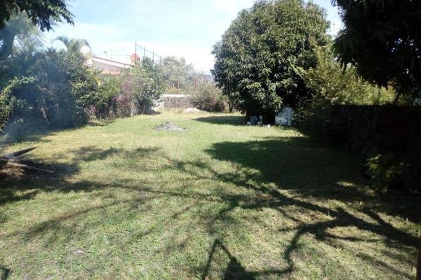 Foto de terreno habitacional en venta en  , altos de oaxtepec, yautepec, morelos, 6204081 No. 05