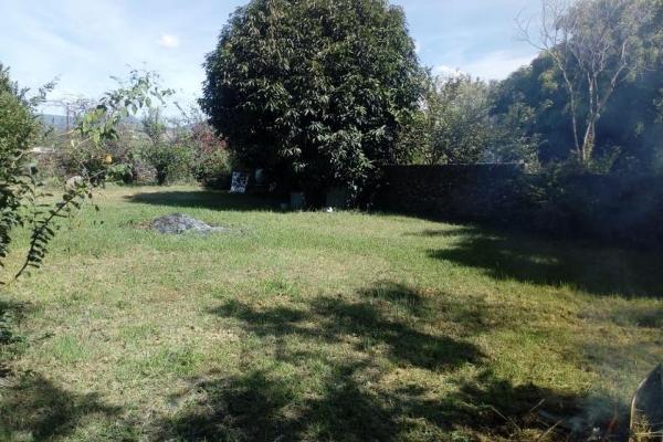 Foto de terreno habitacional en venta en  , altos de oaxtepec, yautepec, morelos, 6204239 No. 01