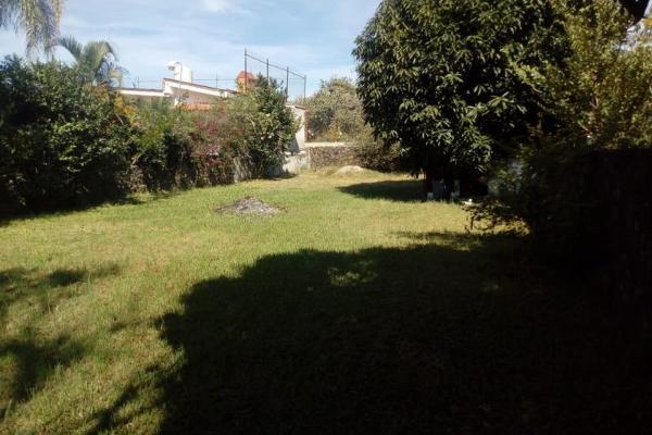 Foto de terreno habitacional en venta en  , altos de oaxtepec, yautepec, morelos, 6204239 No. 02