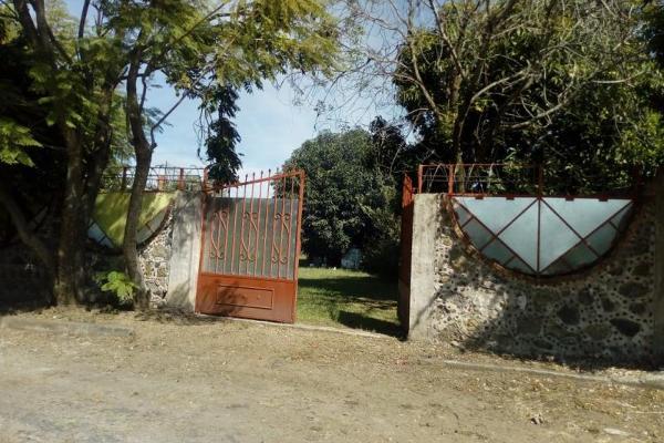 Foto de terreno habitacional en venta en  , altos de oaxtepec, yautepec, morelos, 6204239 No. 03