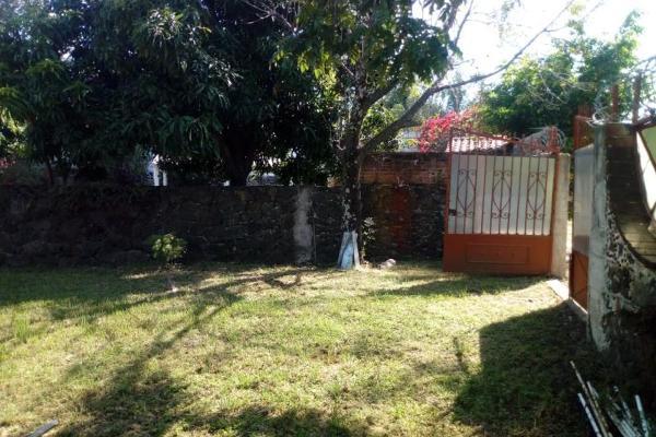 Foto de terreno habitacional en venta en  , altos de oaxtepec, yautepec, morelos, 6204239 No. 06