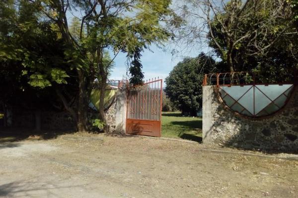 Foto de terreno habitacional en venta en  , altos de oaxtepec, yautepec, morelos, 6205229 No. 01
