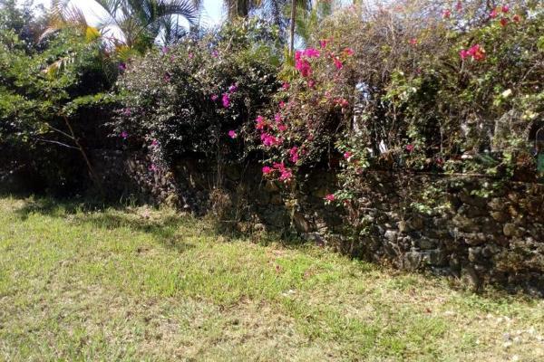 Foto de terreno habitacional en venta en  , altos de oaxtepec, yautepec, morelos, 6205229 No. 06