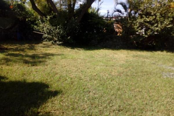 Foto de terreno habitacional en venta en  , altos de oaxtepec, yautepec, morelos, 6209453 No. 04