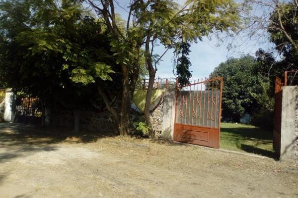 Foto de terreno habitacional en venta en  , altos de oaxtepec, yautepec, morelos, 6209453 No. 05
