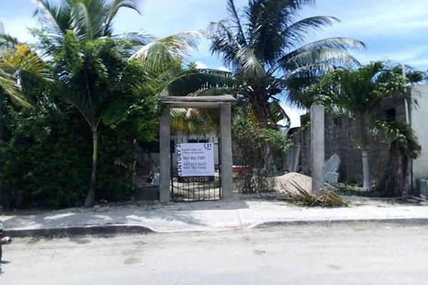 Foto de casa en venta en altos de sevilla 346 , solidaridad, othón p. blanco, quintana roo, 16257079 No. 01