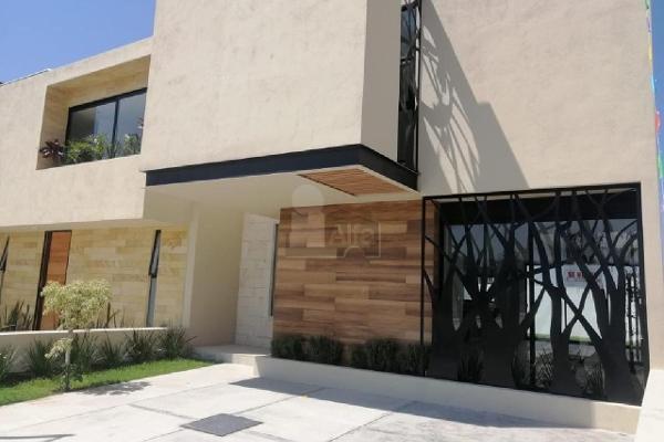 Foto de casa en venta en altos juriquilla , juriquilla, querétaro, querétaro, 11447029 No. 01
