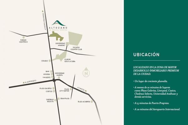 Foto de casa en venta en altozano , tamanché, mérida, yucatán, 3464928 No. 03