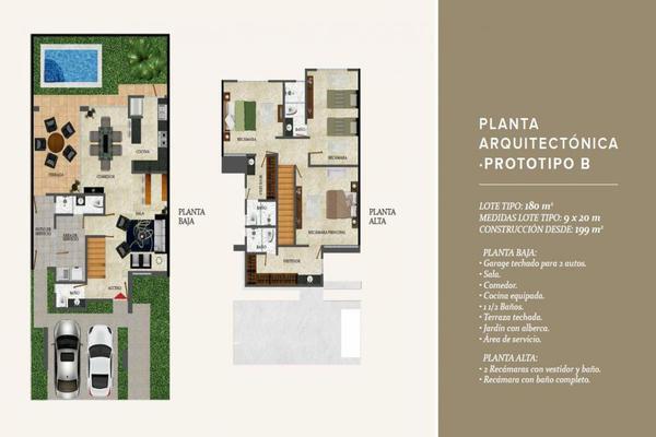 Foto de casa en venta en altozano , tamanché, mérida, yucatán, 3464928 No. 05