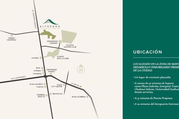 Foto de casa en venta en altozano , tamanché, mérida, yucatán, 3464930 No. 10