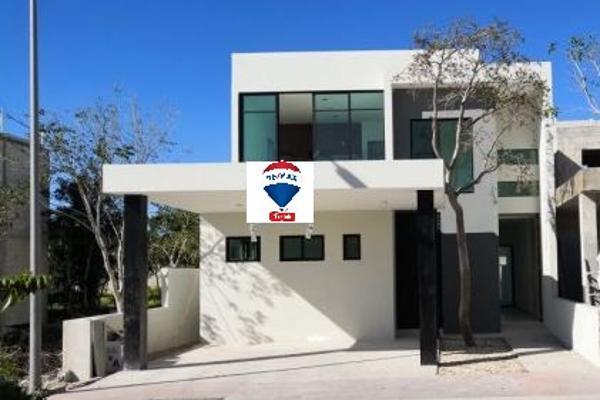 Foto de casa en venta en altozano , tamanché, mérida, yucatán, 5690145 No. 01