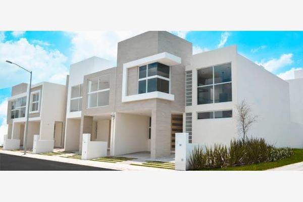 Foto de casa en renta en  , desarrollo habitacional zibata, el marqués, querétaro, 5946123 No. 01