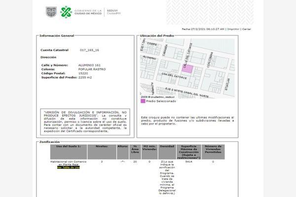 Foto de departamento en venta en aluminio 161, popular rastro, venustiano carranza, df / cdmx, 0 No. 06
