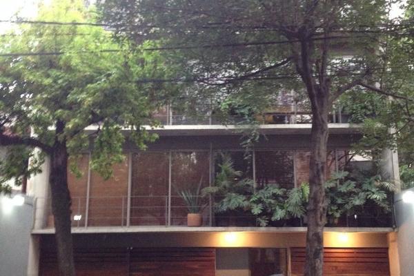 Foto de departamento en renta en alumnos , san miguel chapultepec ii sección, miguel hidalgo, df / cdmx, 0 No. 01