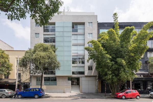 Foto de departamento en renta en alvaro obregón 1, roma norte, cuauhtémoc, df / cdmx, 11425837 No. 01