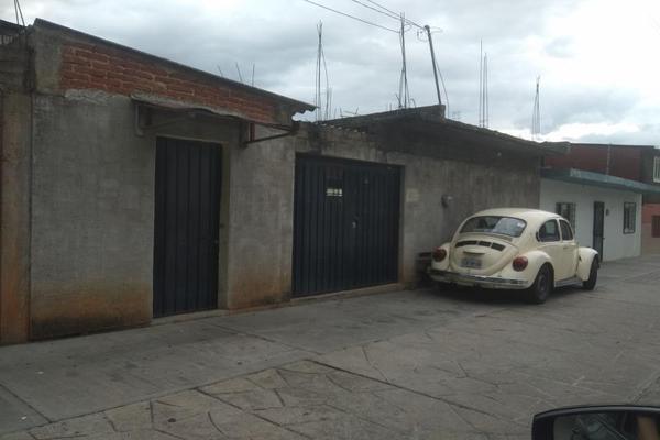 Foto de terreno habitacional en venta en alvaro obregon 55, dolores, oaxaca de juárez, oaxaca, 5886097 No. 06