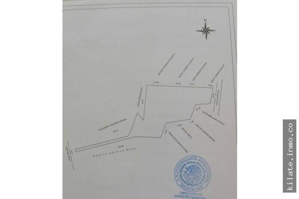 Foto de terreno habitacional en venta en  , álvaro obregón, miacatlán, morelos, 4641377 No. 01