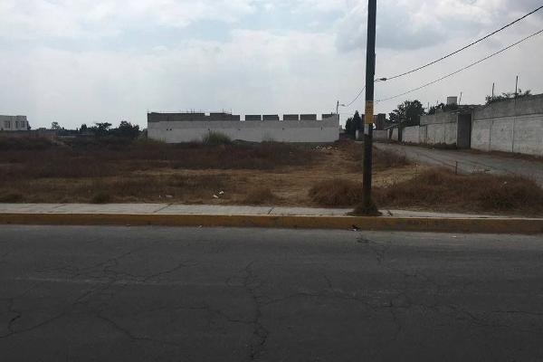 Foto de terreno comercial en venta en  , álvaro obregón, san mateo atenco, méxico, 3027178 No. 03