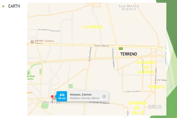Foto de terreno comercial en venta en  , álvaro obregón, san mateo atenco, méxico, 3027178 No. 09