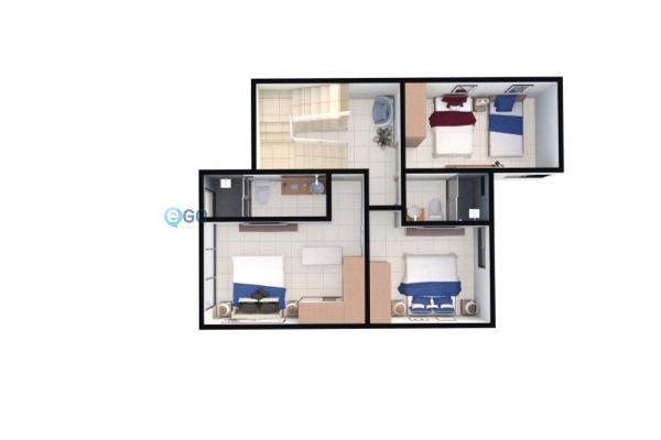 Foto de casa en venta en  , álvaro obregón, san mateo atenco, méxico, 5934646 No. 09