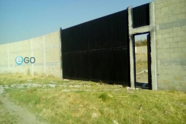 Foto de terreno habitacional en venta en  , álvaro obregón, san mateo atenco, méxico, 5934656 No. 03