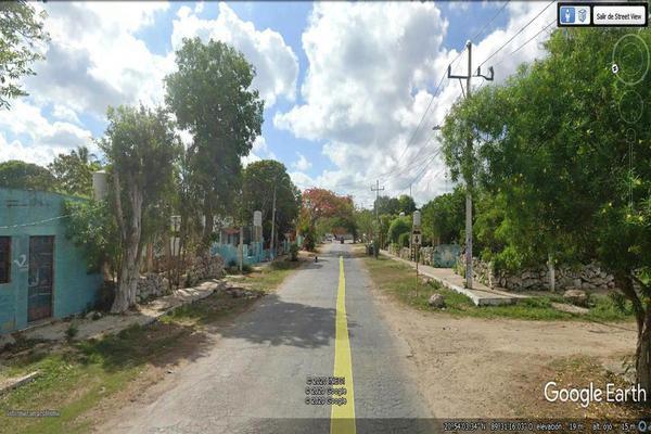 Foto de terreno habitacional en venta en  , amalia solórzano iii, kanasín, yucatán, 0 No. 07