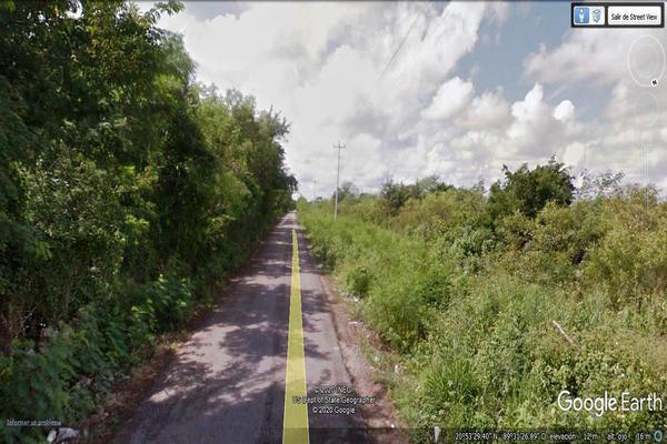 Foto de terreno habitacional en venta en  , amalia solórzano iii, kanasín, yucatán, 0 No. 08