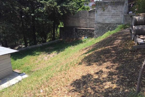 Foto de terreno habitacional en venta en amargura , jardines de la herradura, huixquilucan, m?xico, 6168813 No. 08