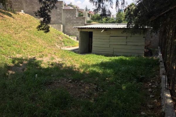 Foto de terreno habitacional en venta en amargura , jardines de la herradura, huixquilucan, m?xico, 6168813 No. 12