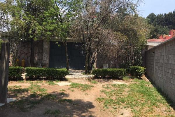Foto de terreno habitacional en venta en amargura , jardines de la herradura, huixquilucan, méxico, 6168813 No. 14