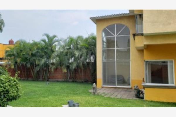 Foto de casa en renta en  , amate redondo, cuernavaca, morelos, 8841038 No. 01