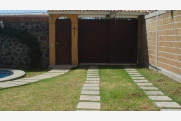 Foto de casa en renta en  , amate redondo, cuernavaca, morelos, 8841038 No. 11