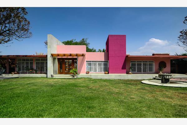 Foto de casa en venta en amatista 00, la joya, yautepec, morelos, 0 No. 01
