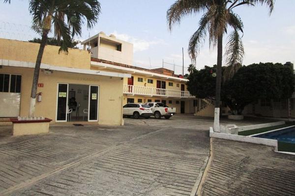 Foto de edificio en venta en  , amatitlán, cuernavaca, morelos, 17213613 No. 01