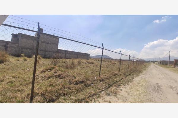 Foto de terreno habitacional en venta en amazonas , cacalomacán, toluca, méxico, 20138978 No. 04