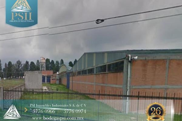 Foto de nave industrial en renta en amecameca 21, sor juana inés de la cruz, amecameca, méxico, 8899467 No. 04