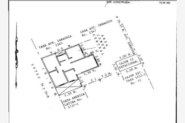 Foto de casa en venta en america latina 5737-2, brisas del real i, chihuahua, chihuahua, 21252442 No. 17