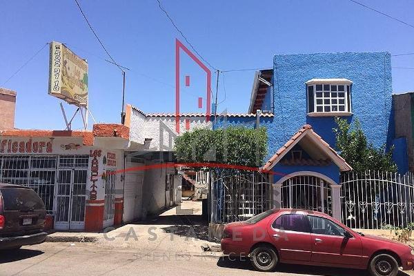 Foto de casa en venta en  , américas, chihuahua, chihuahua, 4634300 No. 01