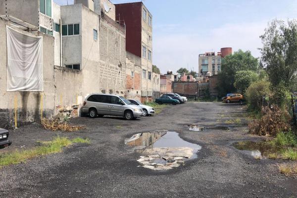 Foto de terreno habitacional en venta en  , américas unidas, benito juárez, df / cdmx, 17275301 No. 04