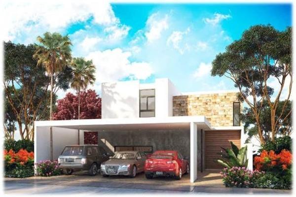 Foto de casa en venta en amidanah , temozon norte, mérida, yucatán, 5949965 No. 01