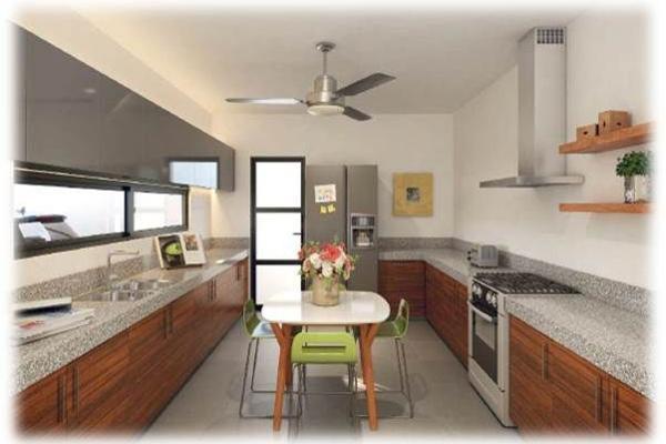 Foto de casa en venta en amidanah , temozon norte, mérida, yucatán, 5949965 No. 03