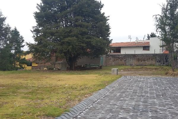 Foto de terreno habitacional en venta en  , amomolulco, lerma, méxico, 4638092 No. 01