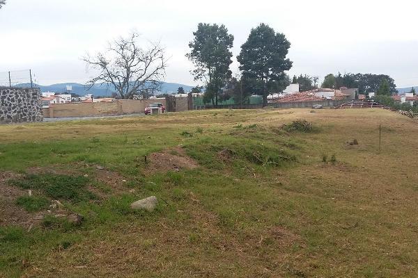 Foto de terreno habitacional en venta en  , amomolulco, lerma, méxico, 4638092 No. 06