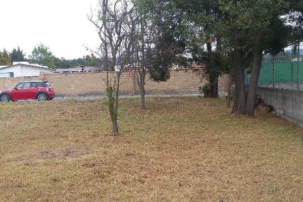 Foto de terreno habitacional en venta en  , amomolulco, lerma, méxico, 4638092 No. 17