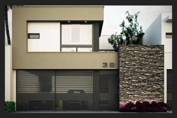 Foto de casa en venta en amorada 123, jardines de santiago, santiago, nuevo león, 11435303 No. 01