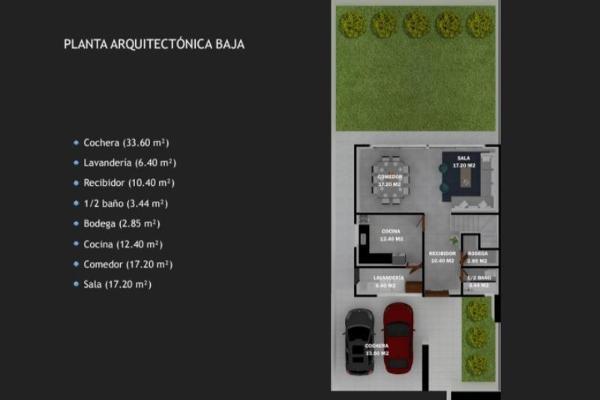 Foto de casa en venta en amorada 123, jardines de santiago, santiago, nuevo león, 11435303 No. 03